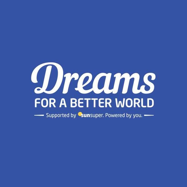 Sunsuper grants dreams for a better world charity