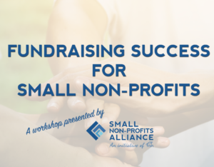 Fundraising workshop Central Coast New South Wales Australia
