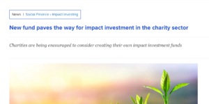 Investment funds for charities in Australia
